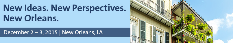 South Region Compliance Seminar - December 2-3, 2015 - New Orleans, LA