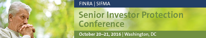 Senior Investor Protection Conference