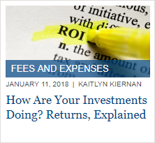 How Are Your Investments Doing?