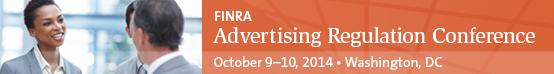 2014 Advertising Regulation Conference Banner