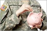 Members of the Military—Save to Retire ©iStockphoto.com/DanielBendjy