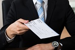Beware of Fake Check Scams ©iStockphoto.com/AndreyPopov