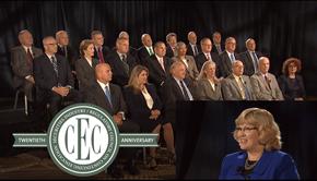 Screenshot of CE Anniversary Video