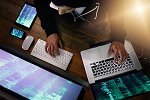 5 Tips to Stay Safe Online This National Cybersecurity Awareness Month ©iStockphoto.com/PeopleImages