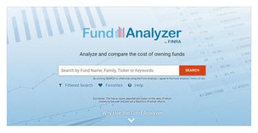 FINRA Fund Analyzer