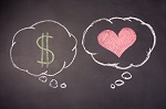Love and Money: Talking About Finances With Your Significant Other  ©iStockphoto.com/filadendron