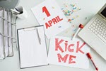 Don't Get Fooled by Fraud This April Fool's Day ©iStockphoto.com/mediaphotos