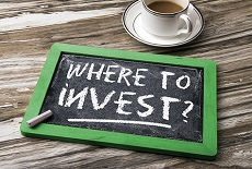 Where To Invest Chalkboard