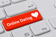 Keyboard Button: Online Dating