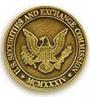 SEC logo gold