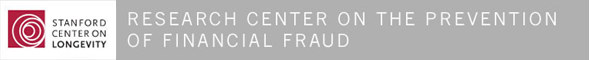 Research Center on the Prevention of Financial Fraud logo