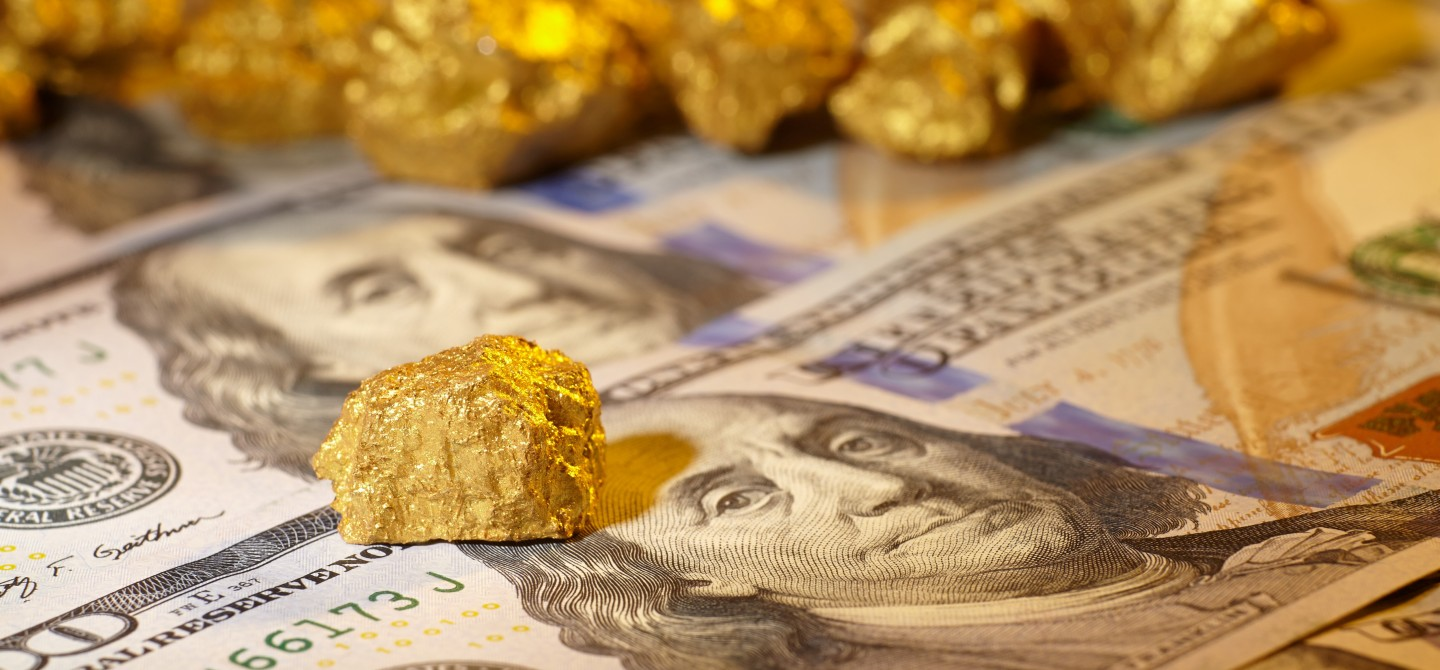 Gold And The Greenback A Forgotten History Part I